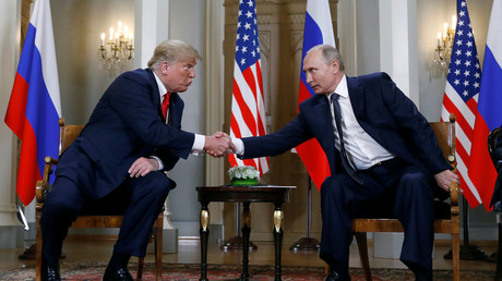 'Certainly meeting' or 'probably not'? Mixed signals over Trump-Putin encounter in Paris