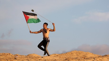 Iconic Palestinian protester shot in Gaza – reports