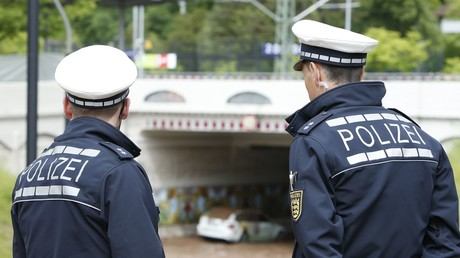 German police come upon sex act in park, migrant arrested on rape accusations