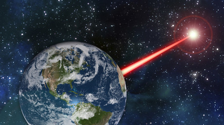 'Planetary torch': Earth's laser tech could be used to lure alien communications – study