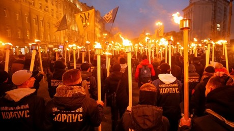 Ukraine's neo-Nazis trained US white supremacists – FBI
