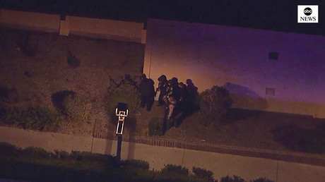 WATCH: SWAT team & survivors rescue California mass shooting victims