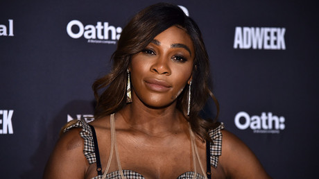 'Woman' of the Year: GQ slammed for quote marks on Serena Williams cover