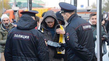 300 police officers fired in Russia this year after complaints from citizens