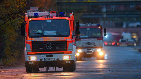 Hydrochloric acid vapor leak in Frankfurt am Main forces locals to shut doors and windows