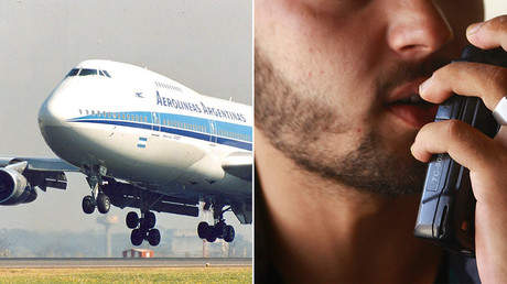 'Innocent prank?' Imposter orders Argentinian plane to take off, sparks mass pilot confusion