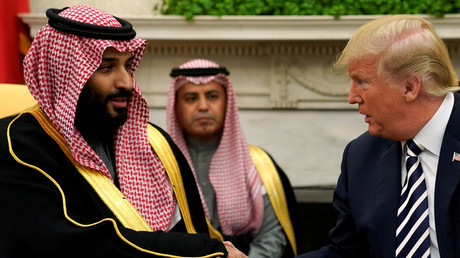 Washington always turned a blind eye to Saudi Arabia, says ex-CIA officer on Khashoggi case