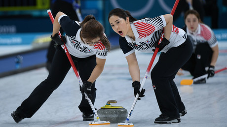'It's become unbearable': South Korean 'Garlic girls' accuse curling official of abuse