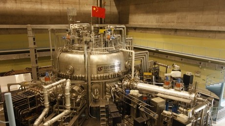 Even hotter than the real star: China creates nuclear-powered artificial sun that bests original