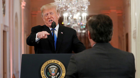 Trump vs. media: MSM fires back after White House says no journalist has 'right' to enter