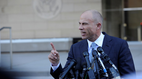 She hit me first! 'Porn lawyer' Avenatti arrested on suspicion of domestic violence