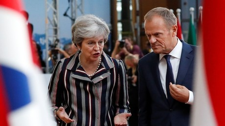 EU's Donald Tusk says summit to sign Brexit deal to be held on November 25