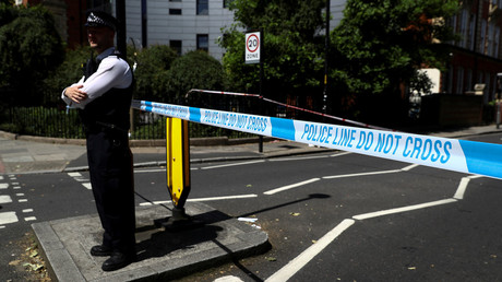 'Woman's bottom slashed' in random London attack, police hunt assailant
