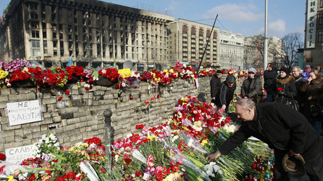 Kiev scheduled shooting contest to mark Maidan protest, where dozens were killed by snipers