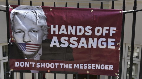 CIA drug testing on prisoners & secret charges against Assange (E848)