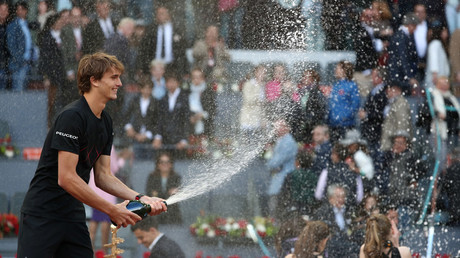What do we know about 'Sascha'? - Get to know ATP finals champion Alexander Zverev (VIDEO)