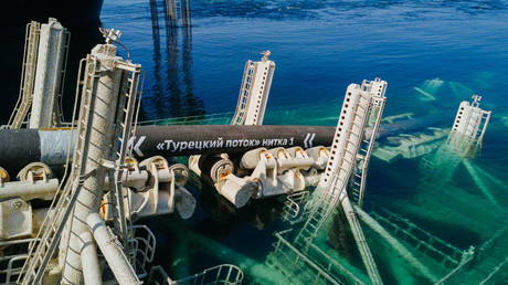 Russia outmaneuvers US on gas supplies to Europe