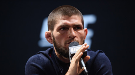 'People like you, who ask stupid questions': Khabib to reporter after provocative ethnic question