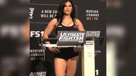 'He punched me repeatedly': UFC star Rachael Ostovich details alleged attack by her husband