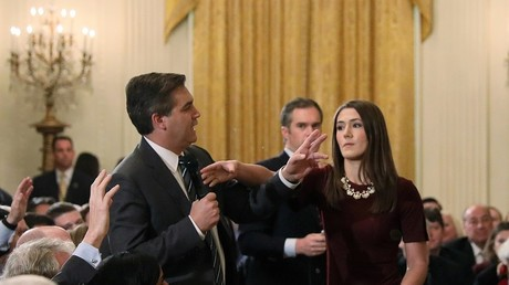 CNN victory or press defeat? White House restores Acosta's pass but imposes conduct rules