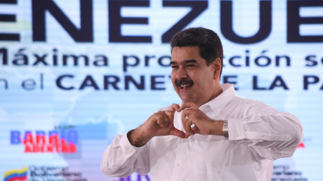 'Bolton is preparing plan for my assassination, with help from Bogota' – Venezuela's Maduro