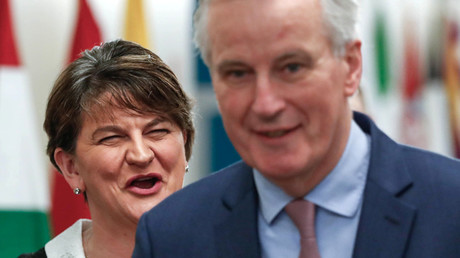 DUP begins flirting with Corbyn's Labour as Brexit deal vote shakes parliamentary alliances