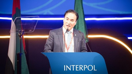 South Korea's Kim Jong Yang chosen as Interpol chief after US outcry against Russian candidate