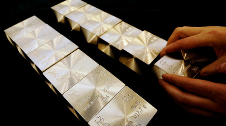 In gold we trust: China boosts bullion reserves as part of Beijing's anti-dollar push