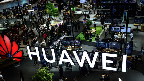 US presses allies to ditch Huawei citing cybersecurity risks from China – report