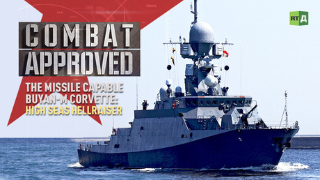 The missile-capable Buyan-M corvette: High seas hellraiser (Combat Approved)