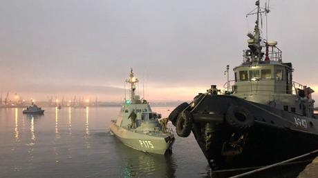 Germany, China seek to defuse Kerch Strait tensions, as Austria worries over impact on Ukraine vote
