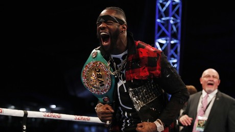 All square! Champ Wilder and plucky Fury scored a draw in heavyweight title fight (PHOTOS)