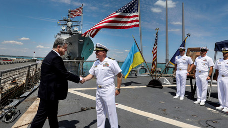 US, Europe & NATO risk all-out war by backing unhinged Kiev regime