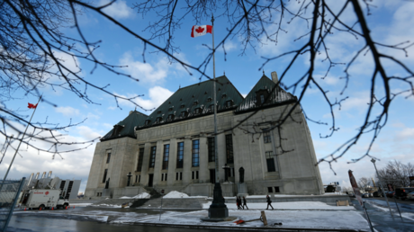 Canadian Supreme Court orders Vice Media to hand over materials related to suspected ISIS fighter