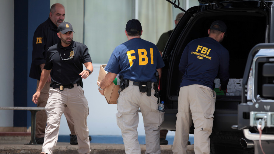 FBI raids home of whistleblower who had 'dirt' on Clinton Foundation, Mueller