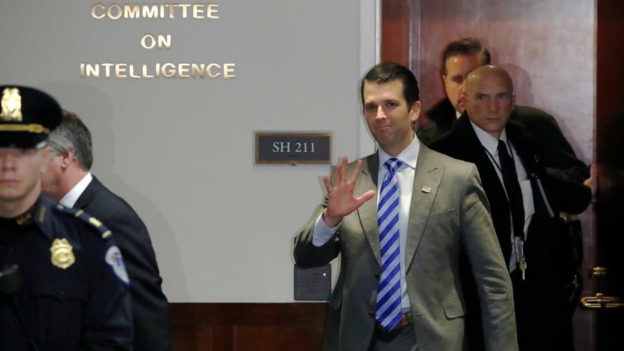 'Leave it to CNN': Critics blast NPR for fake bombshell on Trump Jr. lying to Senate