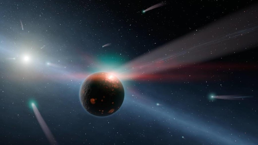 Comet set for its closest flyby of Earth in 4 centuries: What you need to know
