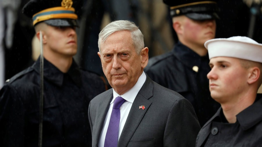 'Mad Dog' Mattis calls Putin a 'slow learner'… then bemoans 'worsened' US relations with Russia