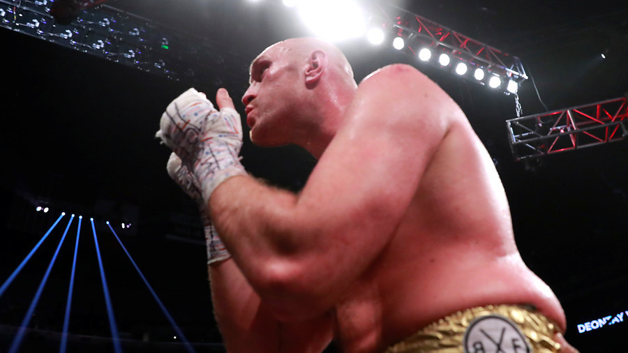 Wilder and Fury draw in bout that Englishman clearly dominated