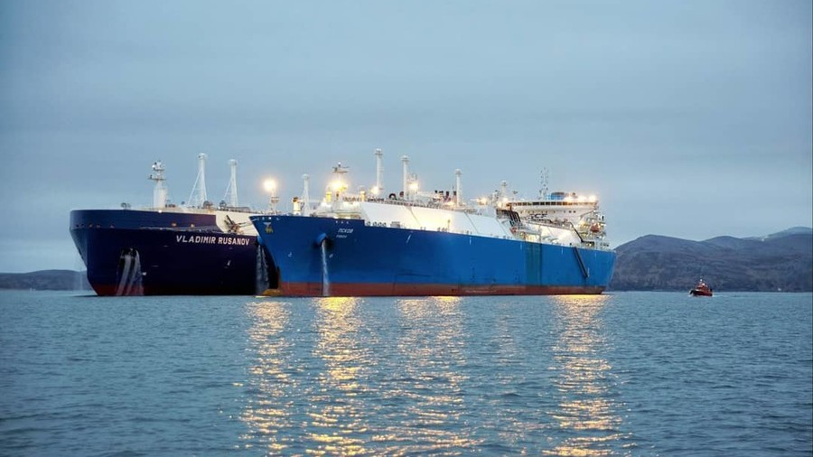 Russia's first LNG import terminal at Kaliningrad nears launch