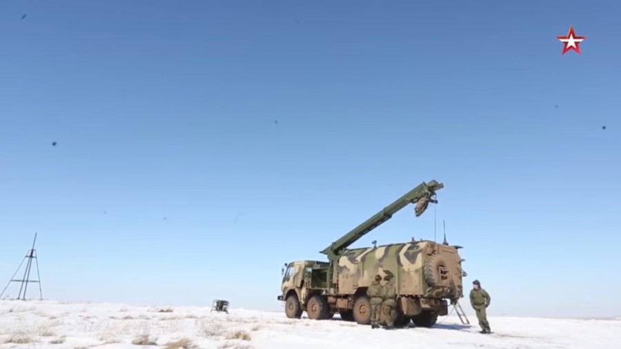 'Penicillin' against enemy guns: Russia completes trials of new counter-artillery system (VIDEO)
