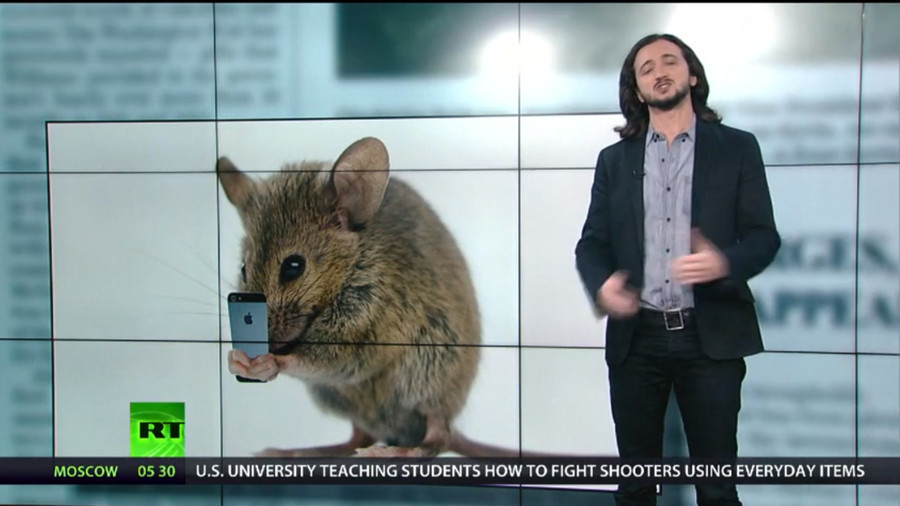 Cellphones cause cancer 'worse than Pokemon Go' - Lee Camp reveals corporate cover ups