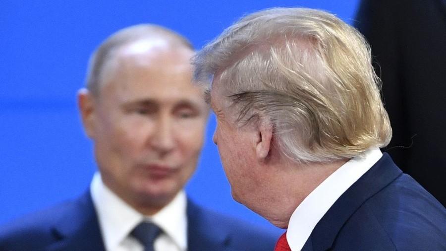 Moscow controls Trump? Nonsense, it's a 'witch hunt,' says Putin's spokesman