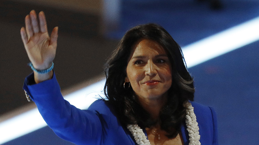 Rebel Democrat Tulsi Gabbard hints at 2020 run with a tour of first primary states