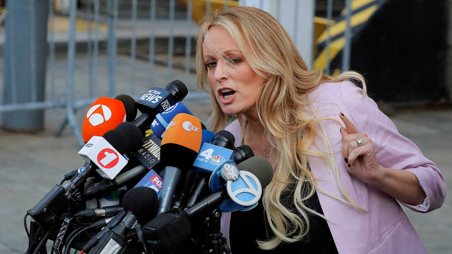 Trump's lawyers want almost $800k from Stormy Daniels after her failed defamation suit