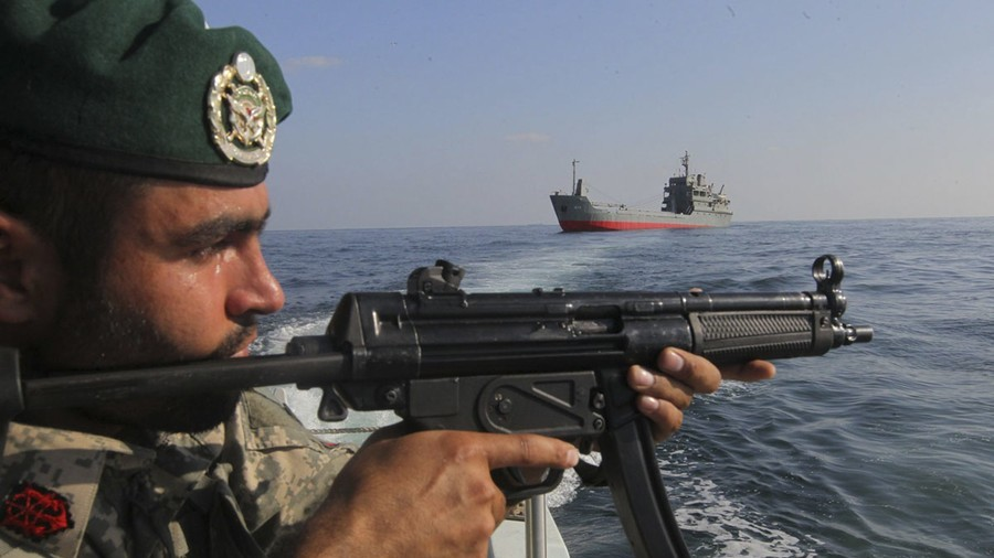 Iran threatens to close Hormuz strait as United States squeezes oil exports