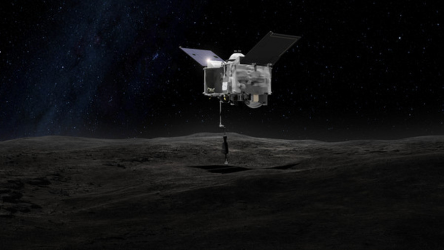 NASA's OSIRIS-REx Spacecraft Arrives at Asteroid Bennu