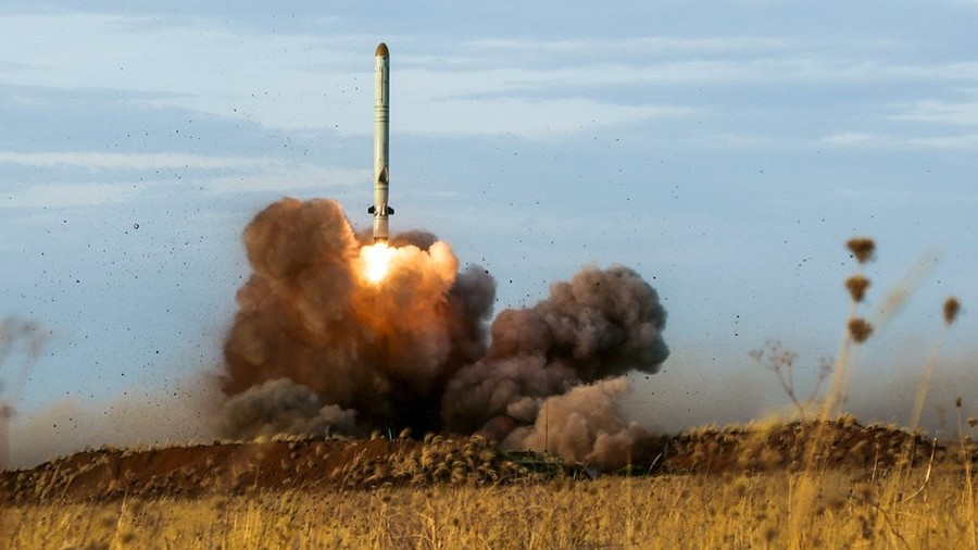 Russia threatens to make banned missiles if U.S. leaves arms treaty