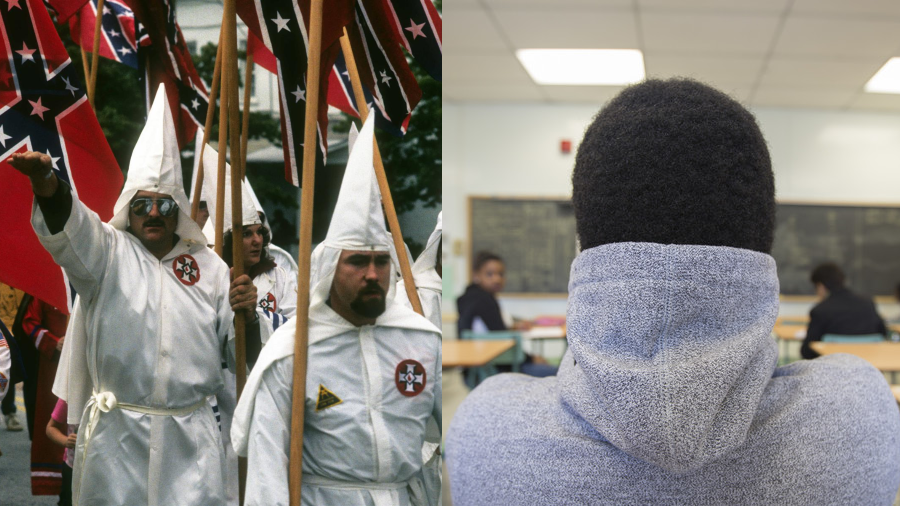 History class gone wrong: High schoolers caught chanting KKK jingle, assignment sparks probe