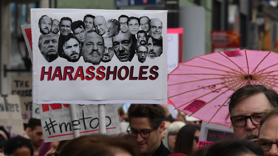 Unintended consequences: #MeToo movement causing 'gender segregation' on Wall Street